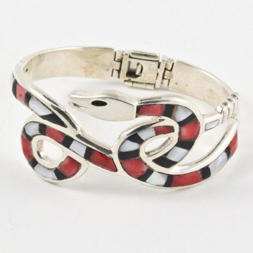 Snake Stone Bracelet