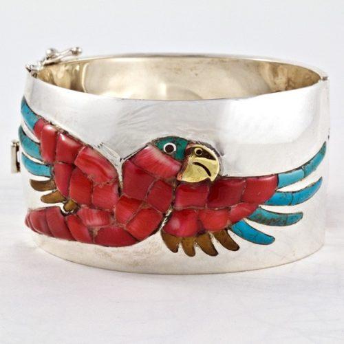 Stone Macaw