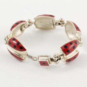 Ladybugs Bracelet