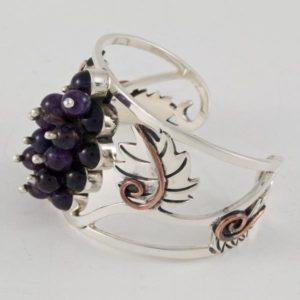 Onix Grapes Bracelet