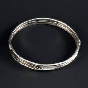 Scrunch Plain Ring