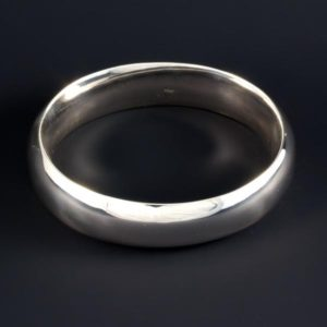 Shiny Plain Ring