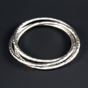 3 Hammered Rings