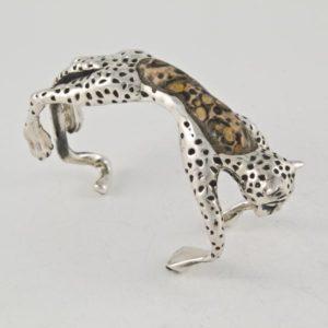 Malaquite Cheetah Bracelet