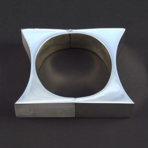 Square Plain Ring
