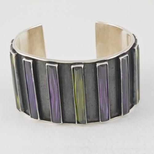 Plain Stoned Bracelet