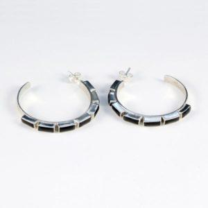 Fine Onix Earrings