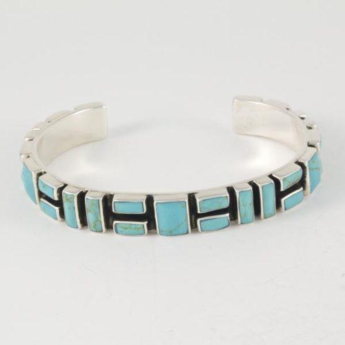 Elegant Turquoise Bracelet