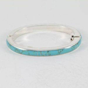 Fine Turquoise Bracelet