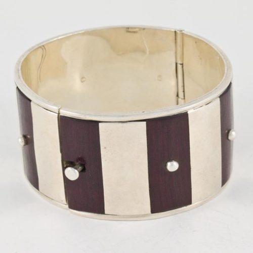 Wooden Round Bracelet
