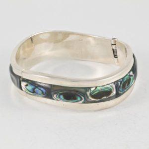 Abalone Shell Oval Bracelet