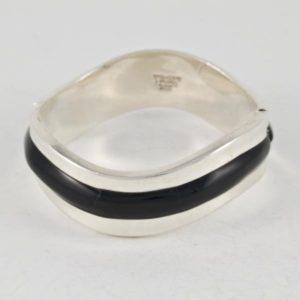 Onix Bar Bracelet