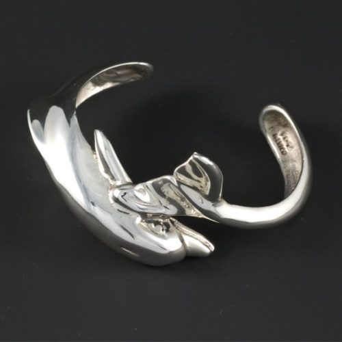Dolphin Plain Bracelet