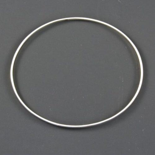 Flat Thin Bracelet