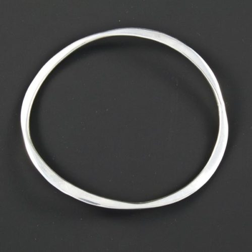 Twisted Flat Bracelet