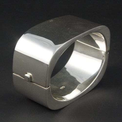 Square Wide Bracelet