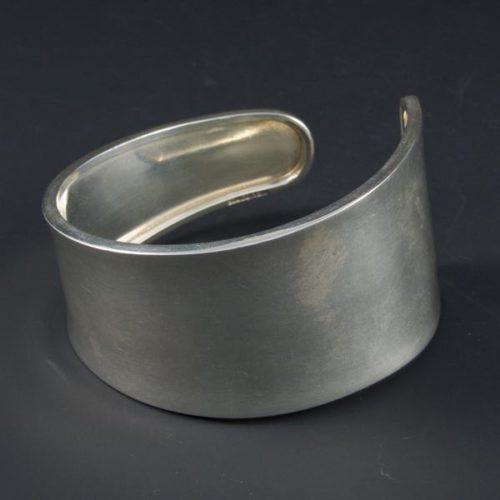 Tarnish Plain Bracelet