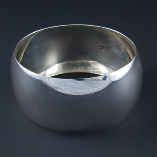 Convex Tarnish Bracelet