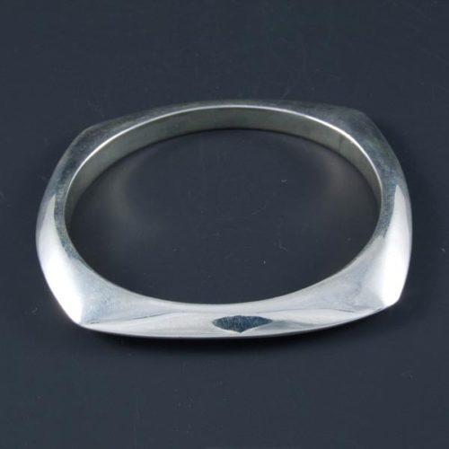Flat Square Bracelet