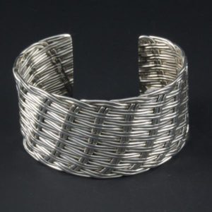 Weaved Plain Bracelet