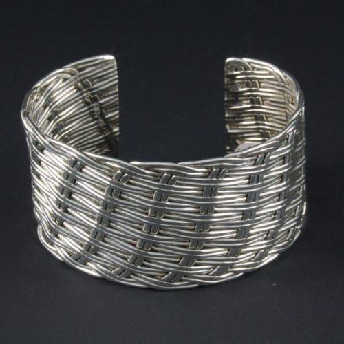 Weaved Plain Bracelet