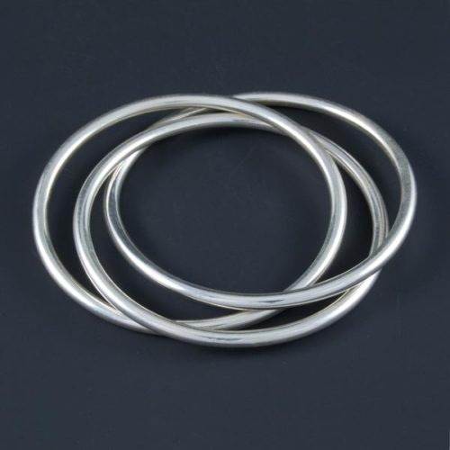 3 Plain Rings