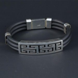 Leather Wires Bracelet