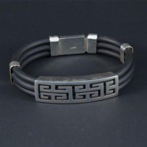 Leather Wires Bracelet