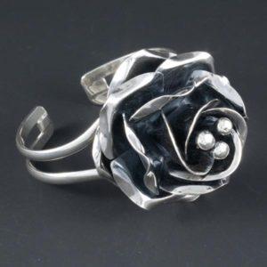 Flower Plain Bracelet