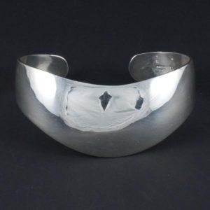 Fine Plain Bracelet