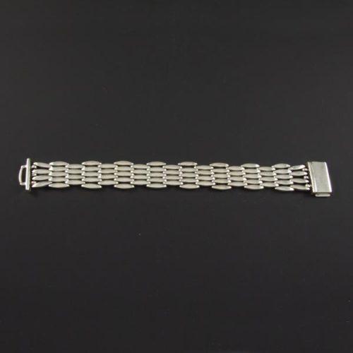 Mini-Ovals Plain Bracelet
