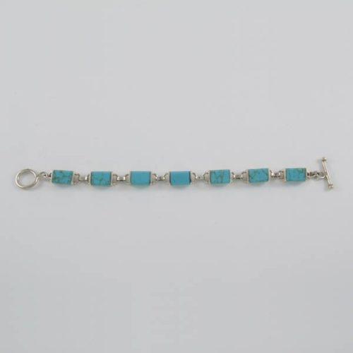 Chained Turquoise Stones