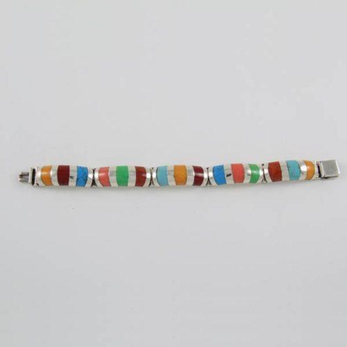 3 Stones Fashionable Bracelet