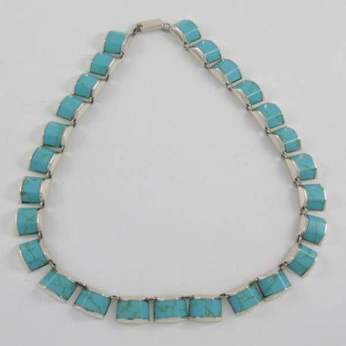 Turquoise Elegant Stone Necklace