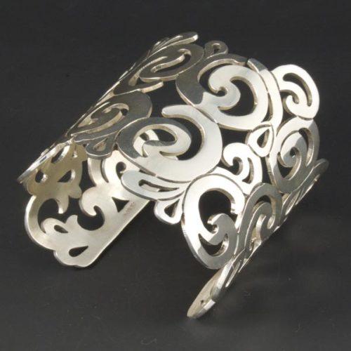 Criss-Crossed Bracelet