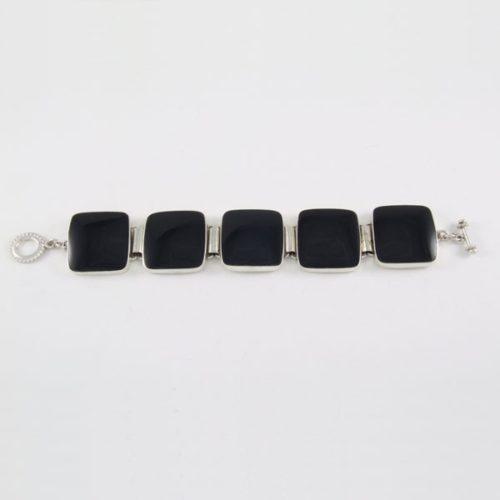 Onix Stones Elegant Bracelet