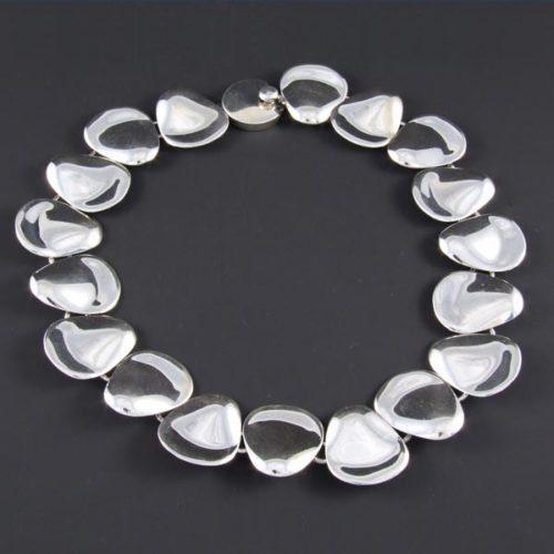 Shiny Plain Necklace