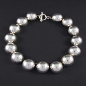 Ball Plain Necklace