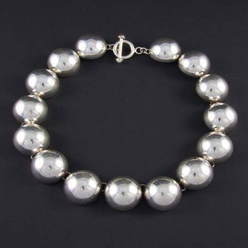 Ball Plain Necklace