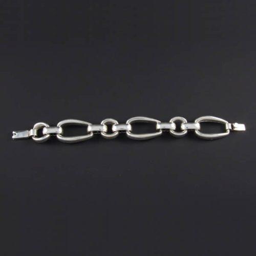 Chain Plain Bracelet