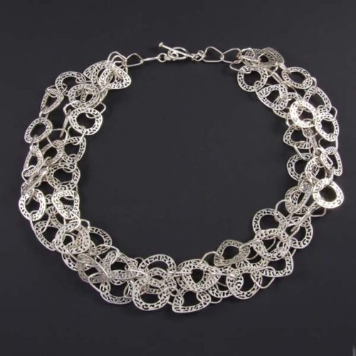 Fashionable Plain Necklace