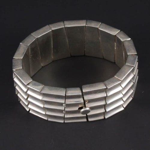 Lined Plain Bracelet