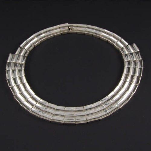 Lined Plain Necklace