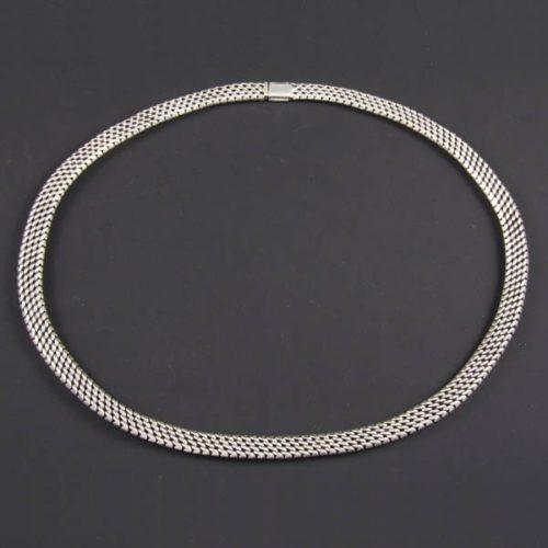Fine Plain Necklace