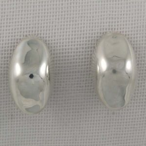 Oval Plain Earrings