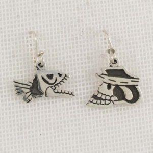 Skull & Piranha