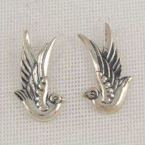 Bird Plain Earrings