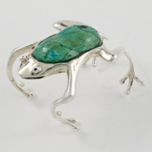 Frog Stone Bracelet