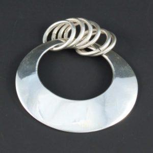Flat Plain Ring