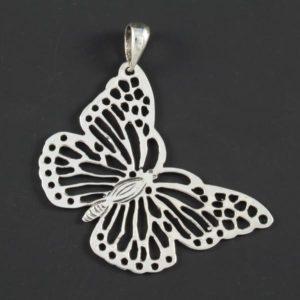 Butterfly Plain Pendant